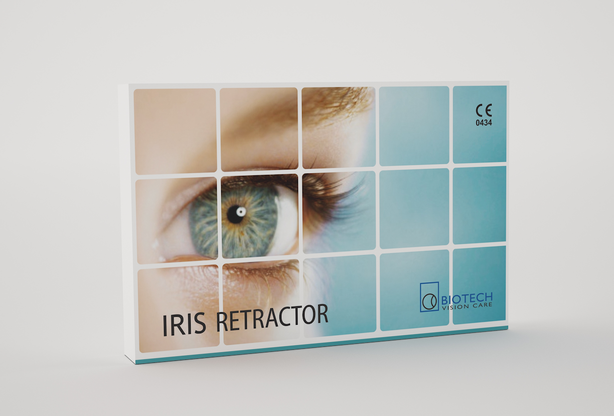 Biotech Iris Retractors