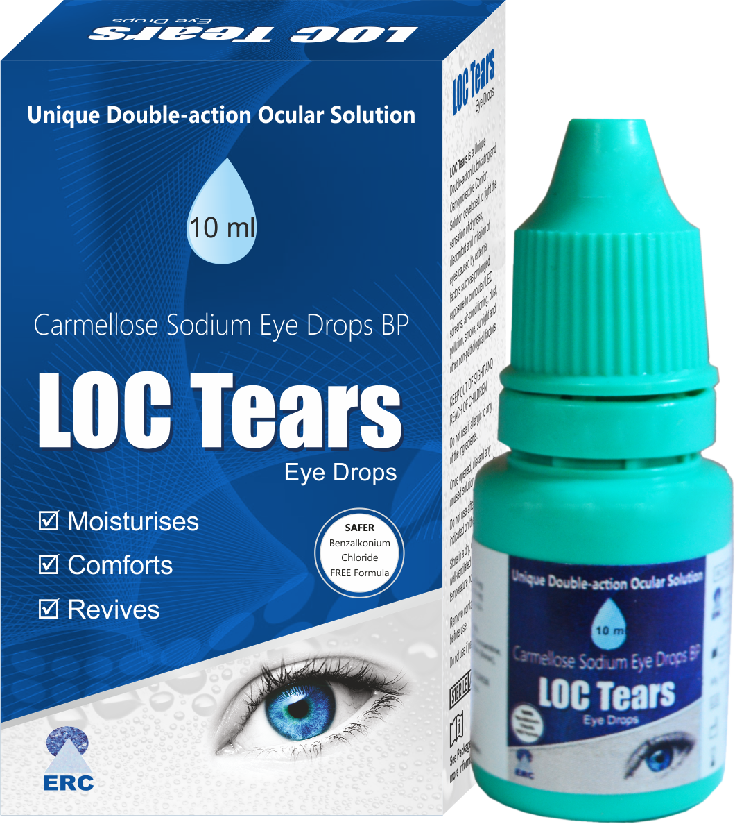 ERC Lock Tears-Mild to Moderate Dryness